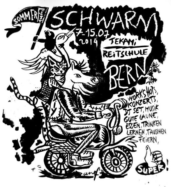 schwarm anef design