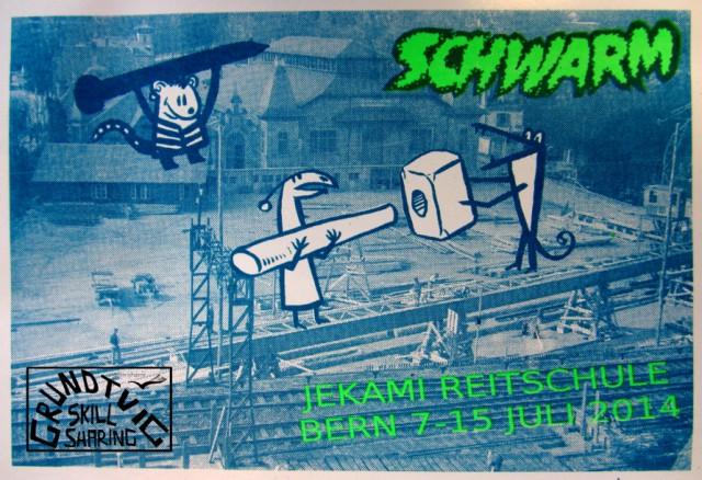 schwarm flyer coost internet