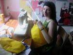 Pierwsze kioskowe torby! - step by step